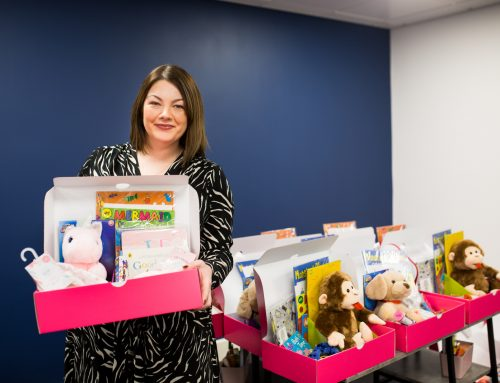 UVA spreads Christmas cheer with toy and food donations to local Exeter charities